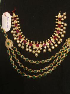 Necklace 45 and 60 Gms