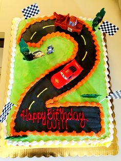 Exclusive Image of Car Birthday Cake . Car Birthday Cake Disney Cars Birthday Cake Birthday Part Hot Wheels Birthday, Race Car Birthday, Disney Cars Birthday, Cars Birthday Parties, Hotwheels Birthday Cake, Car Themed Birthday Party, Anniversaire Hotwheels, Disney Cars Cake, Disney Cupcakes