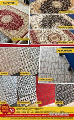 Other for sale, RM230 in Klang, Selangor, Malaysia. RUGS THAT CHANGE YOUR MOOD!!  Best Sale For Rugs - Limited Stock. Buy Today!!  If you can get Dazzl