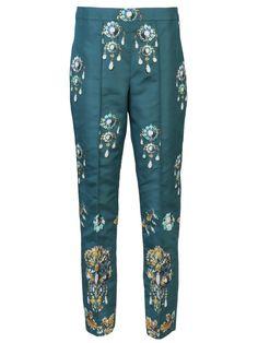 Oscar de la Renta - Skinny trouser