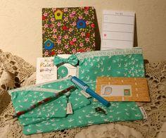 Miss Pixie's Blog: Secret spring swap.