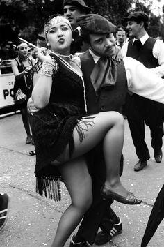 La Familia Castañeda en los Carnavales de #Pasto #Nariño #Vintage #20's #flappers