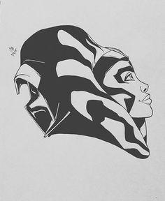 Vader/Ahsoka