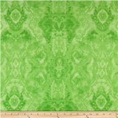 Comfy Flannel Tone on Tone Green