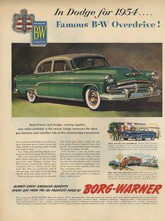 Chrysler Dodge & Borg-Warner