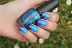 Blue/Purple Gradient - coewlesspolish