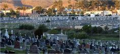 Colma, California - City of the Dead. This comes from a great overview of Colma, city of 17 cemeteries.