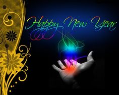 Happy New Year HD Wallpapers free download.