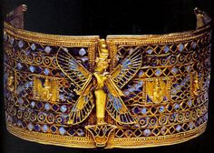 Nubian Bracelet that Belonged to Queen Amani-Schaheto,1st c. B.C.