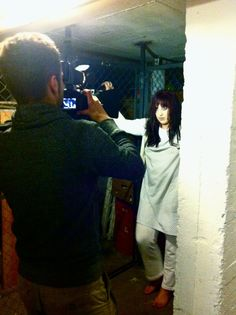 "Videoproduktion ""Ghost In My Head"""
