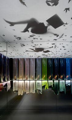 MORESCHI WALKING PLEASURE | Architetti associati Migliore + Servetto Milano – exhibition, interior design, grafica e architettura