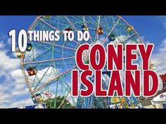 A Gloriously Offbeat Guide to Brooklyn's Coney Island | Roadtrippers