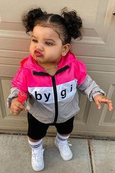 Cute Little Girls Outfits, Cute Little Baby, Pretty Baby, Cute Baby Girl, Boy Outfits, Baby Girl Hairstyles, Cute Little Girl Hairstyles, Cute Mixed Babies, Cute Babies