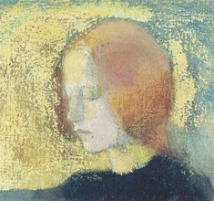 """acqua-di-fiori: """" By Helene Schjerfbeck Helene Schjerfbeck was a Finnish painter. She is most widely known for her realist works and self-portraits, and less well known for her landscapes and still."""