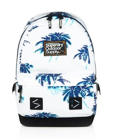 Mens - Super Palm Montana Rucksack in Optic. Superdry BackpackSuperdry ... 95ff135b3268b