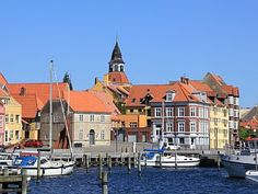 Beautiful Large House in the Old Toldbod. Estimates View and Location on harbor   Holiday Rental in South Funen from @HomeAwayUK #holiday #rental #travel #homeaway