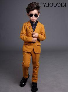 27.93$  Watch now - https://alitems.com/g/1e8d114494b01f4c715516525dc3e8/?i=5&ulp=https%3A%2F%2Fwww.aliexpress.com%2Fitem%2FTop-Quality-Boys-Blazer-3-pcs-set-Wedding-Suits-for-Boy-Formal-Dress-Suit-Boys-wedding%2F32787209366.html - Top Quality Boys Blazer 3 pcs/set Wedding Suits for Boy Formal Dress Suit Boys wedding suit Kid Tuxedos Page boy Outfits