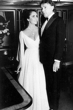 Elizabeth Taylor et RB