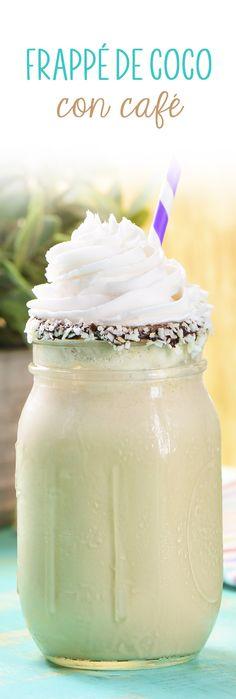 Esta deliciosa mezcla de coco con café es irresistiblemente deliciosa, pero lo…
