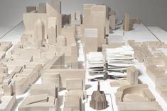 Architectural Model   Diller Scofidio+Renfro . SO-IL