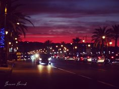 Tangier Morocco, Celestial, Sunset, Night, Outdoor, Outdoors, Sunsets, Outdoor Games, The Great Outdoors