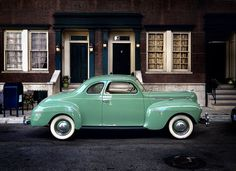 1940 Dodge Luxury Liner Delux coupe