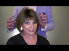 Makeover Guy's 80-Year-Old Mother Talks Beauty - YouTube