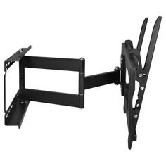 The Ematic TV Wall Mount Kit safely mounts your TV to your wall. Made from high quality aluminum alloy, this wall mount is strong and durable enough to handle displays up to and The adjustable arm lets you get the best view possible. Best Tv Wall Mount, Tv Wall Mount Bracket, Wall Mounted Tv, Baby Gender Calculator, 70 Inch Tvs, Ceiling Tv, Moving Walls, Double Swing, Inside Cabinets