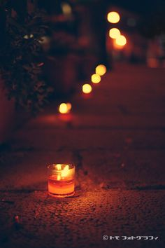 Candle Road by WindyLife on DeviantArt