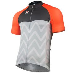Ride On Cycling Jersey by Katherine Hall Men's | Artist-Inspired Cycling Apparel | Pactimo