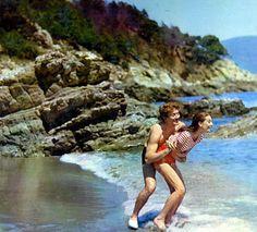 Two for the Road 1967 - Audrey Hepburn, Albert Finney