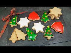 Χριστουγεννιάτικα μπισκότα | Foodouki - YouTube Online Advent Calendar, Christmas Cookies, Christmas Crafts, Create Your Own, Sweets, Desserts, Food, Youtube, Xmas Cookies