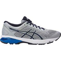 Asics Men's GT-1000 6 Running Shoes, Size: 10.5, Gray