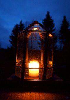 Höst belysning
