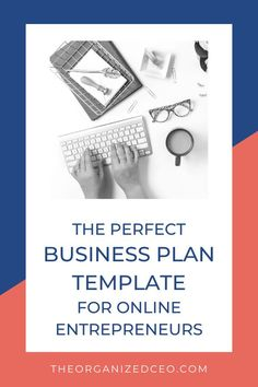 This business plan template was designed specifically for online business owners. It will help you learn how to write a business plan, what to include, and set the foundation for your small business. Online Business Plan, Writing A Business Plan, Business Plan Template, Business Planning, Business Ideas, Marketing Plan, Marketing Tools, Spelling And Grammar, Business Organization
