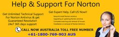 CONTACT +61-1800-769-903 SUPPORT NORTON COM AUSTRALIA & GET RID OF COMPUTER MALWARE AND VIRUSES