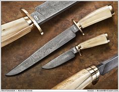 Photos SharpByCoop • Gallery of Handmade Knives - Page 15