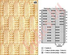 Lattice with Seed Stitch Free Knitting Pattern - Knitting Kingdom Knitting Charts, Lace Knitting, Knitting Socks, Knitting Stitches, Knitting Patterns Free, Knit Patterns, Knit Crochet, Purl Stitch, Seed Stitch