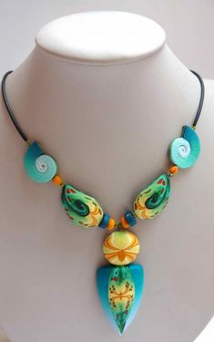 MabCréa necklace.....gorgeous!
