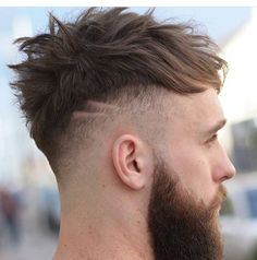Mens hairstyles for long face shape and braidbarbers and zero fade with undercut both sides long curly fringe cool hairstyles Visit us at DisconnectedHair for more great ideas. Mens Medium Length Hairstyles, Mens Hairstyles Fade, Cool Hairstyles For Men, Hairstyles Haircuts, Haircuts For Men, Cabelo Zayn Malik, Short Hair Cuts, Short Hair Styles, Hair Cutting Techniques