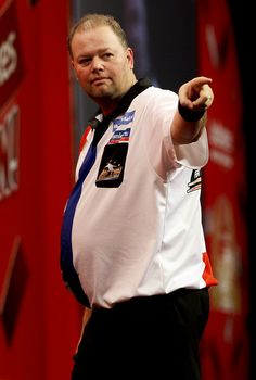 Raymond Van Barneveld - 2013 Ladbrokes.com World Darts Championship - Day Fourteen