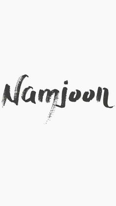 Wallpaper | BTS | Namjoon