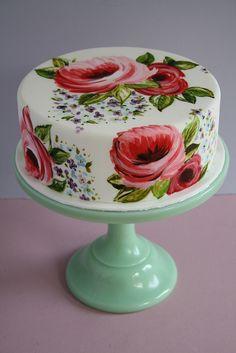 Mini pastel de boda