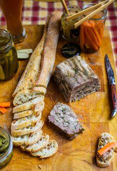 How to make head cheese | Simple Bites #charcuterie #diy #pork