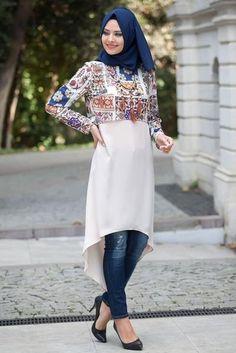 Trendy High-Low Fashion for Hijabies – Girls Hijab Style & Hijab Fashion Ideas Hijab Fashion Summer, Modest Fashion, Fashion Outfits, Womens Fashion, Stylish Hijab, Stylish Dresses, Stylish Outfits, Hijab Style, Hijab Chic