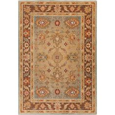 Arabesque ABS-3011 Style Area Rugs