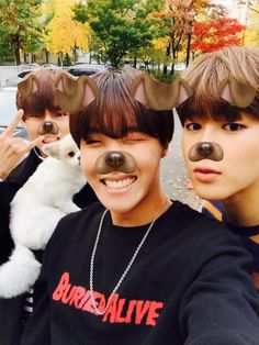 Idols who are cute as puppies for #NationalPuppyDay | allkpop.com