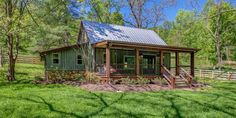 We Can't Take Our Eyes Off This New Blogger-Designed Cabin in Tennessee countryliving