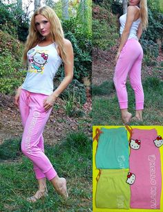 a95a41763 56 Best Hello Kitty cute PJs images in 2018 | Cute pjs, Sanrio hello ...