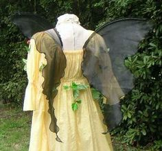 3 pair Sexy Adult Handmade xs Black PiXiE FAIRY WINGS for Regina Lynn RESERVED Wedding costume Dress Up faerie fey bridesmaid via Etsy